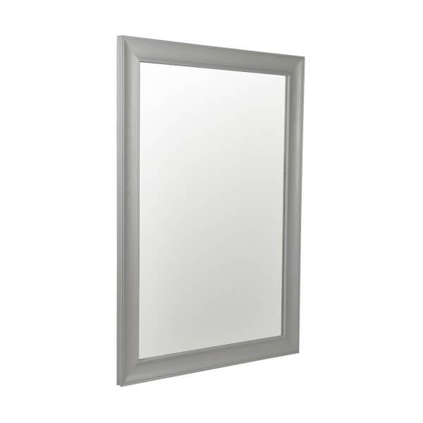 Coldrake Framed Mirror Grey Wood 61x86cm