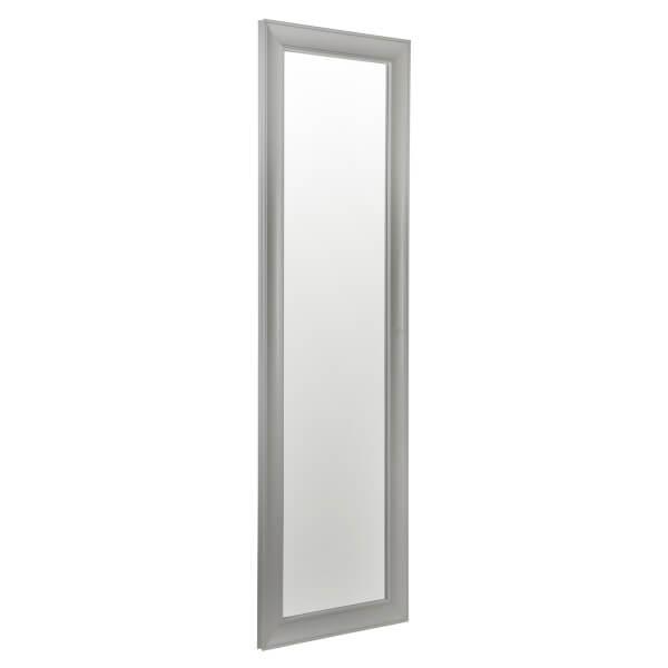 Coldrake Framed Mirror Grey Wood Full Length 41x131cm