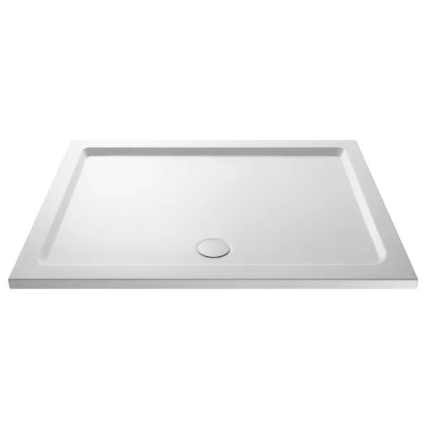 Balterley Rectangular Shower Tray 1400 x 800mm - White