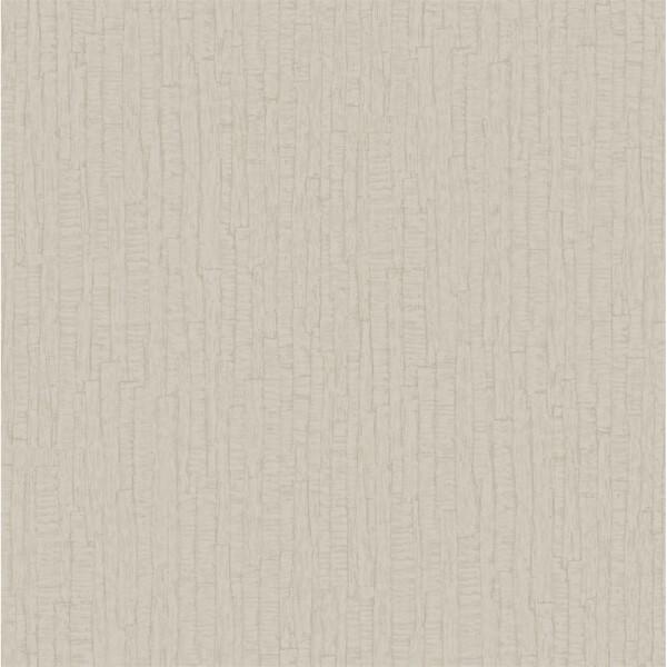 Holden Decor Ornella Bark Plain Embossed Metallic Glitter Cream Wallpaper