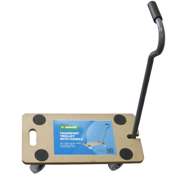 Transport Trolley With Handle