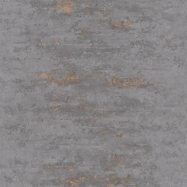 Grandeco Rocca Grey Wallpaper