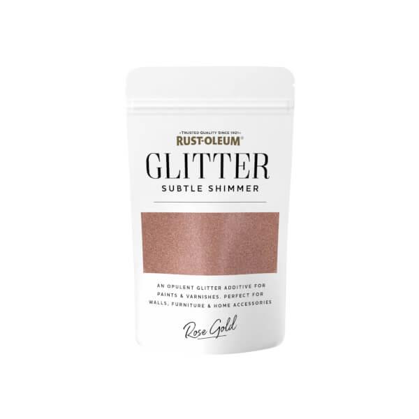 Rust-Oleum Glitter Subtle Shimmer Rose - 70g