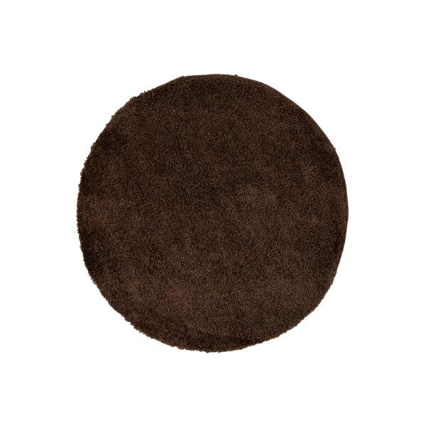 Jazz Rug Chocolate Rug - 120cm Circle