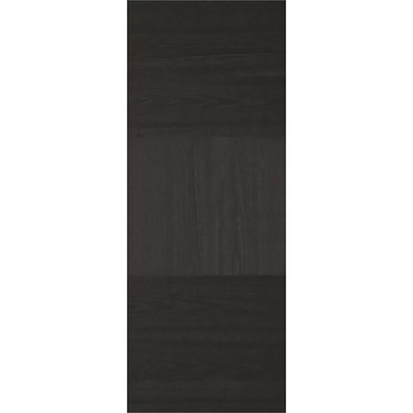 Tres - Charcoal Black Internal Fire Door - 1981 x 686 x 44mm