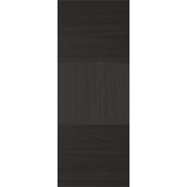 Tres - Charcoal Black Internal Fire Door - 1981 x 838 x 44mm