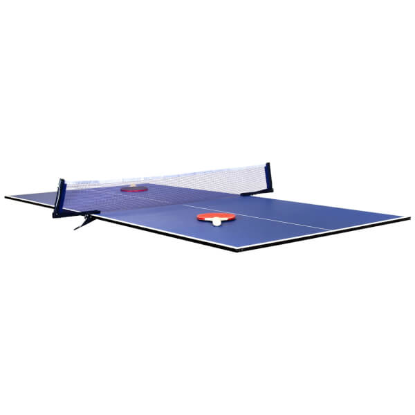 Charles Bentley 6ft Dining Table Top Table Tennis Set