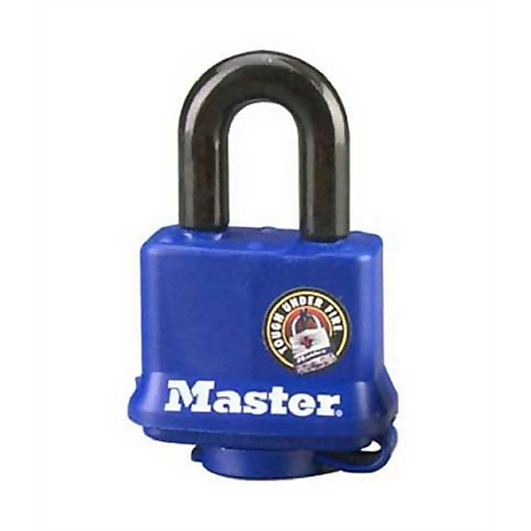 Master Lock Covered Steel Padlock - 40mm