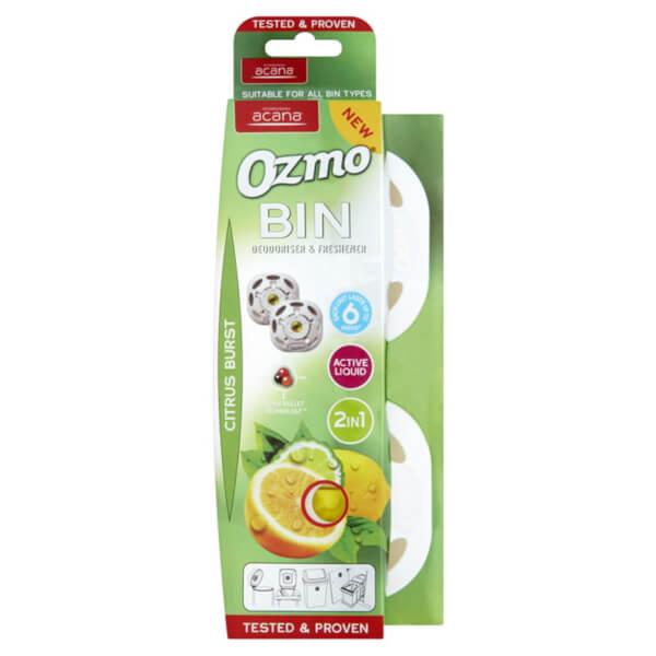 Ozmo Bin Deodoriser & Freshener
