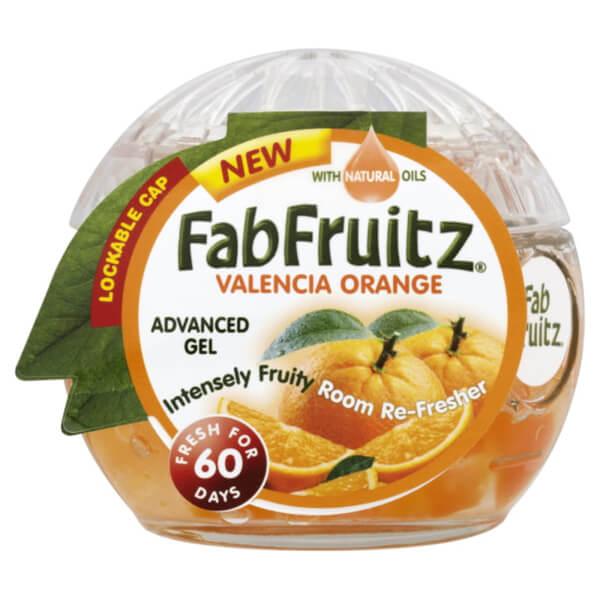 Fabfruitz Valencia Orange Room Gel