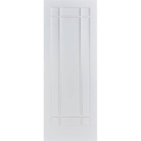 Manhattan - White Primed Internal Fire Door - 1981 x 762 x 44mm