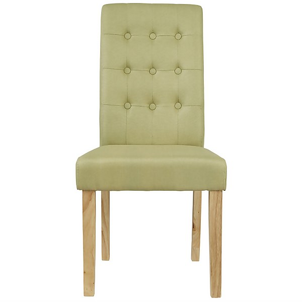 Roma Dining Chair - Green