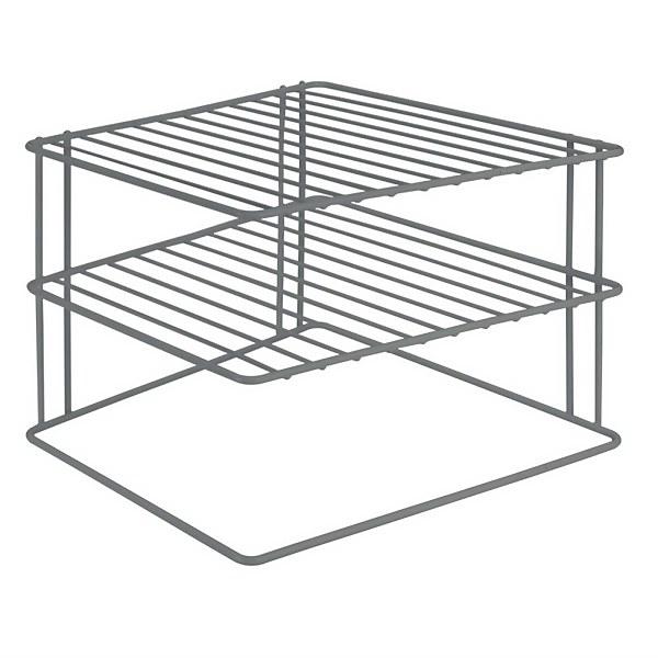 Silos Corner Plate Rack