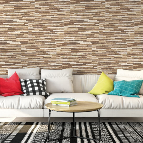 Emora Beige Wall Tile - 500 x 330mm