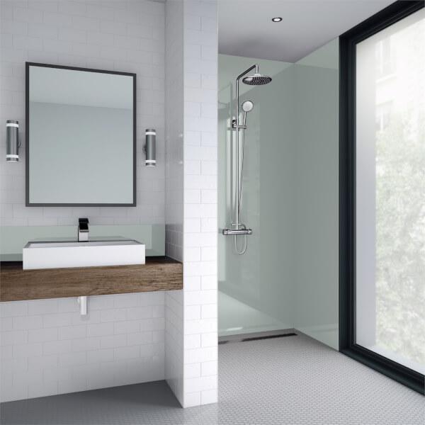 Wetwall Green Mist Gloss - 600mm - Acrylic