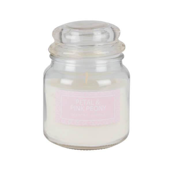 Petal & Pink Peony Jar Candle
