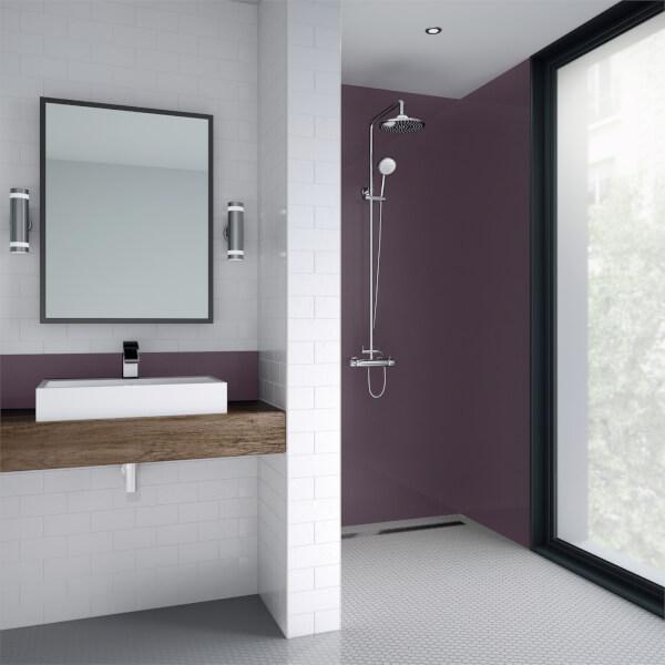 Wetwall Jewel Gloss - 900mm - Acrylic