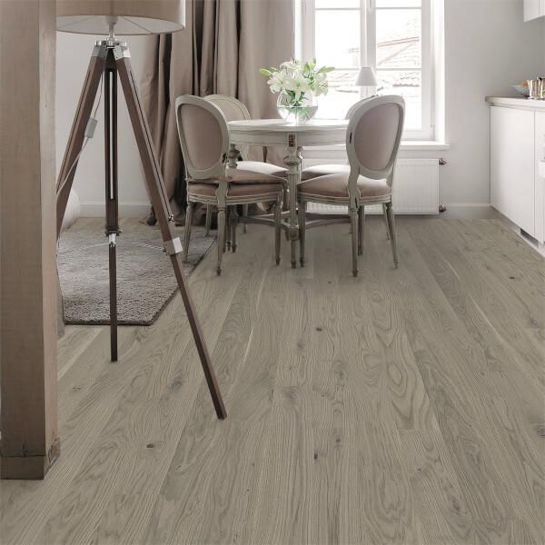 Grey Oak Engineered Wood