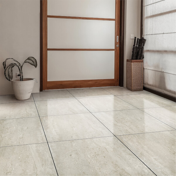 Kendal Grey Floor Tile - 330 x 330mm