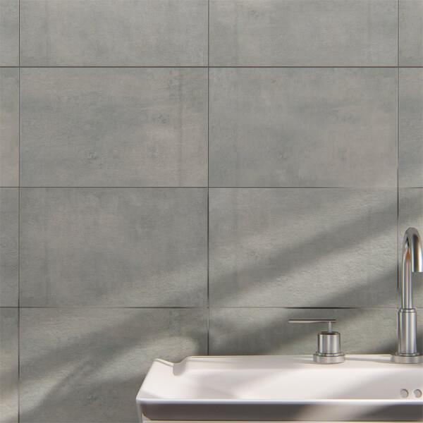 Ashbourne Concrete Wall Tile - 400 x 250mm