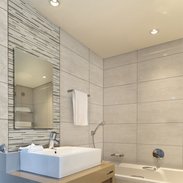Kendal Grey Wall Tile - 400 x 250mm