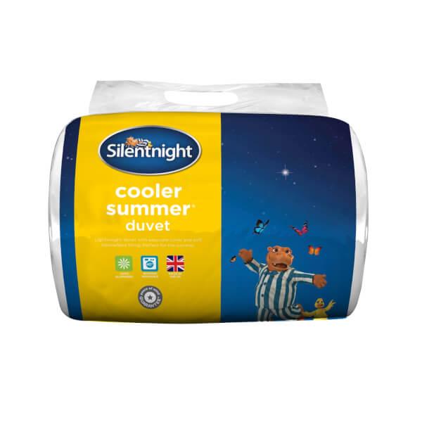 Silentnight Cooler Summer 4.5 Tog - Double Duvet