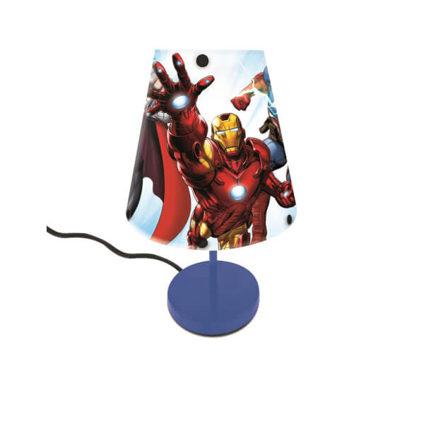 Avengers Table Lamp