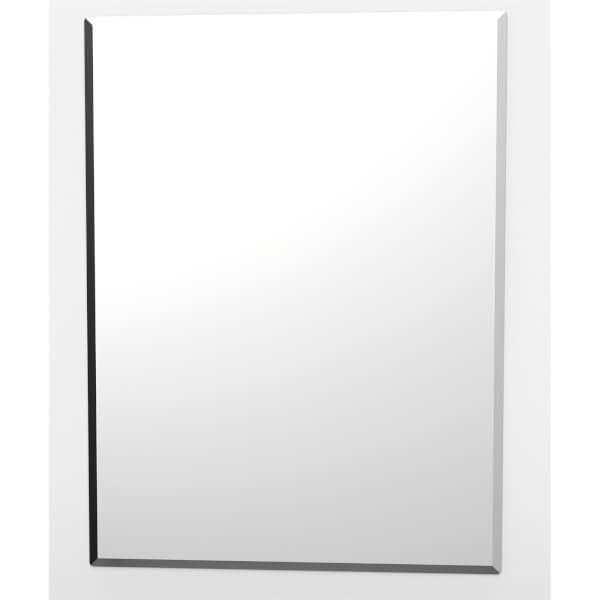 Large Rectangle Bevel Mirror - 60x45cm