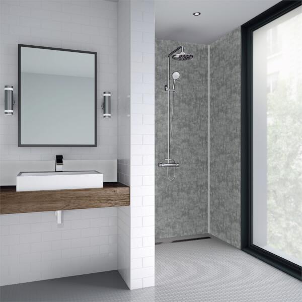 Wetwall Modern Stone - 1200mm - Square Edge - Laminate