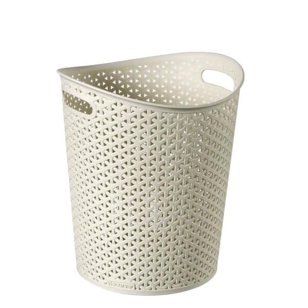 My Style Paper Bin - White