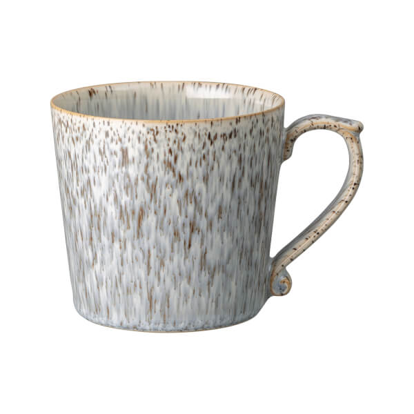 Denby Halo Speckle Heritage Mugs - 4 Piece Set