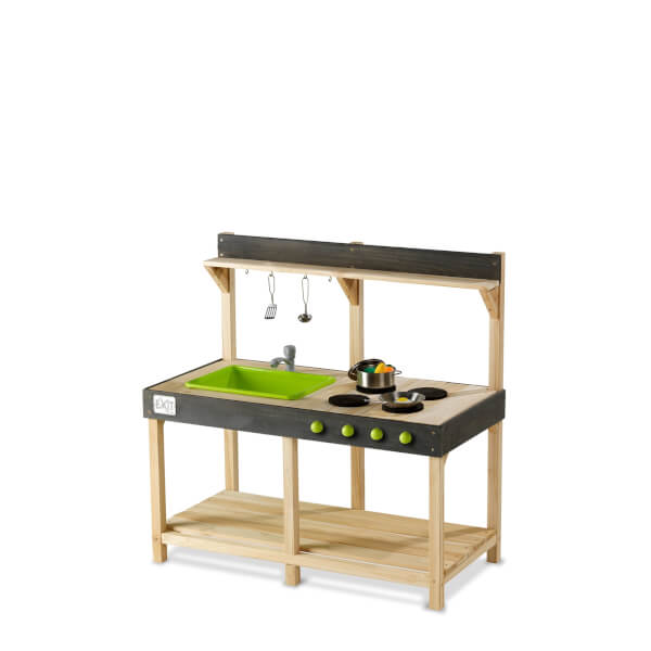 Exit Yummy Outdoor Play Kitchen 100