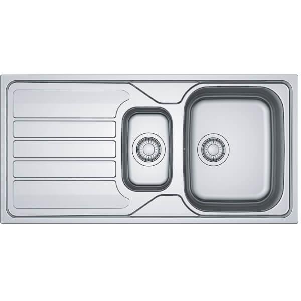 Franke Flash 1.5 Bowl Reversible Sink