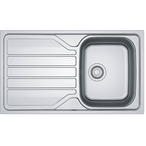 Franke Flash 1 Bowl Reversible Sink