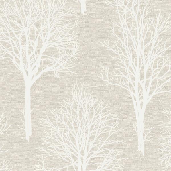 Boutique HWV Landcape Taupe Wallpaper