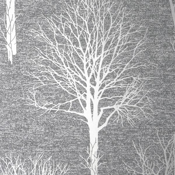 Boutique HWV Lanscape Charcoal Wallpaper