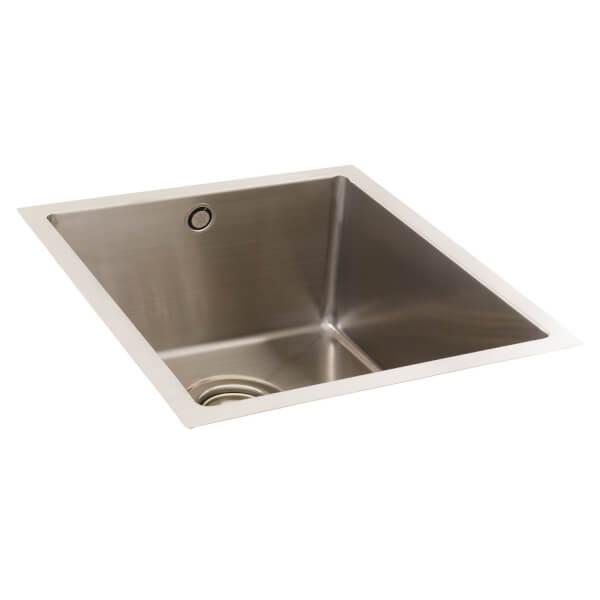 Cube Inset Undermount Sink