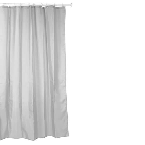 Shower Curtain 180 X 200 Grey