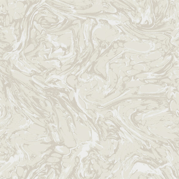 Holden Decor Coralito Marble Effect Textured Metallic Cream Wallpaper