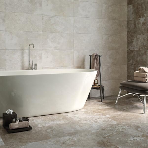 Caladen Beige Wall & Floor Tile - 450 x 450mm