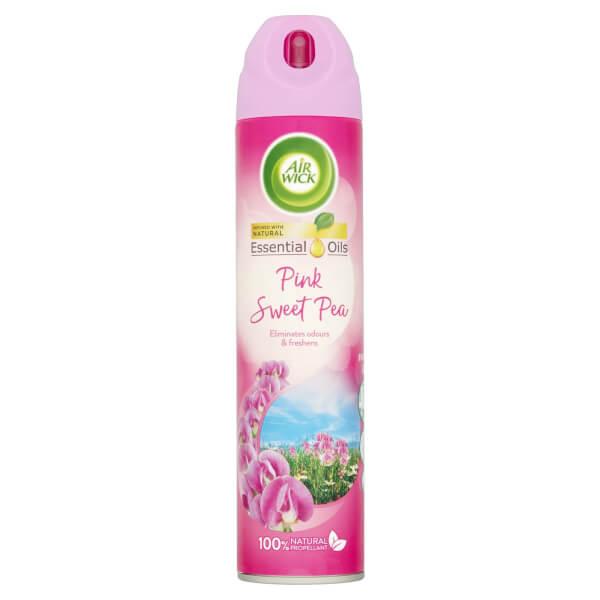 Airwick Aerosol Pink Sweet Pea