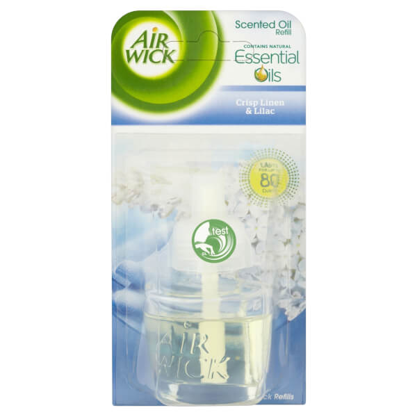 Airwick Electric Refill Linen & Lilac