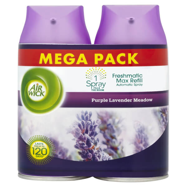 Airwick Max Twin Pack Refill Lavender