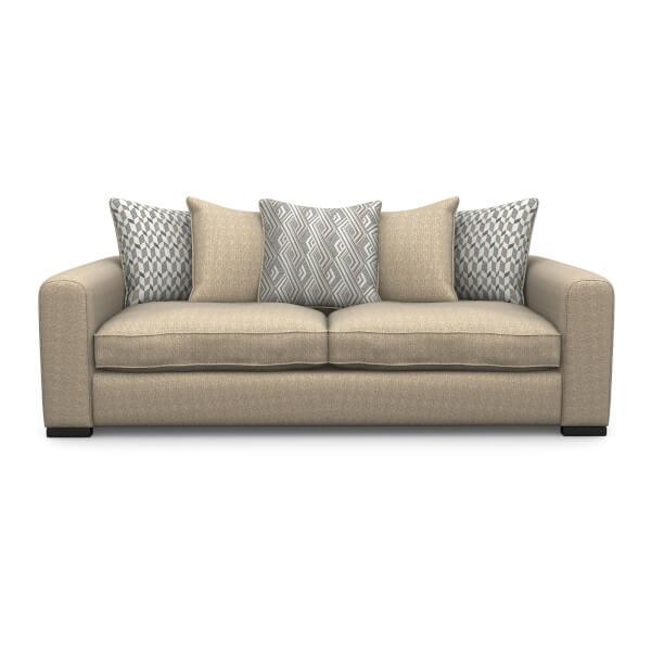 Lewis 3 Seater Sofa - Natural