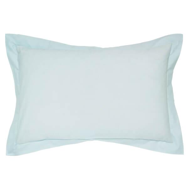 Helena Springfield Pillowcase - Oxford - Duck Egg