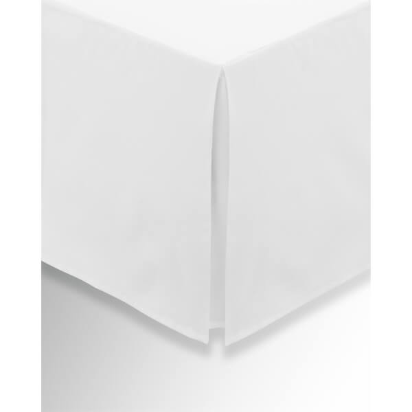 Helena Springfield Plain Dye Valances - Single - White