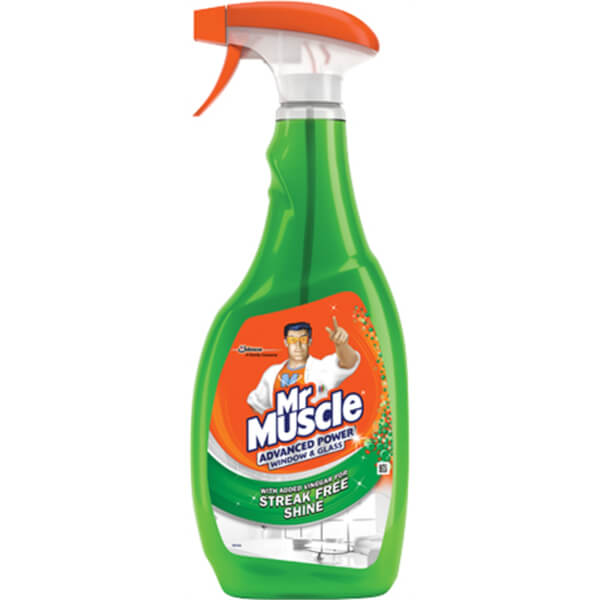 Mr Muscle Advanced Power Window & Glass Cleaner
