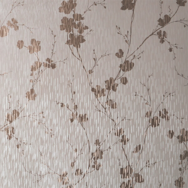 Sublime Theia Blossom Blush Wallpaper