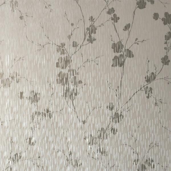 Sublime Theia Blossom Cream Wallpaper