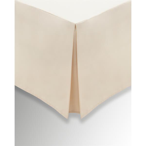 Helena Springfield Plain Dye Valances - Double - Linen
